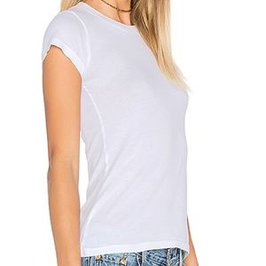 NWT LA Made Revolve Crew Neck Tee T-Shirt Top